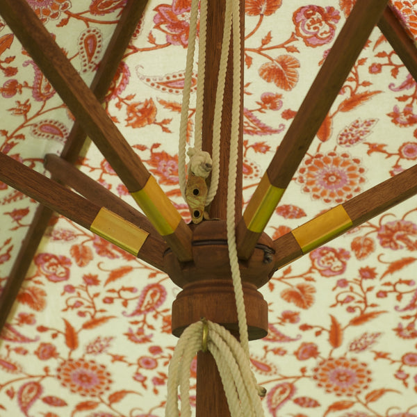 Garden Umbrella Le Jardin                                    Burnt Spice