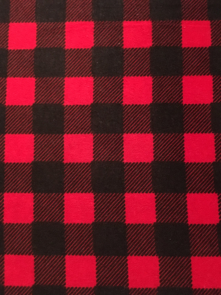 Flannel Pants - Buffalo Check