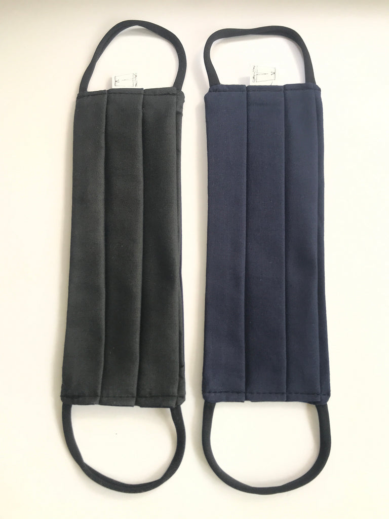 Masks - Black & Navy