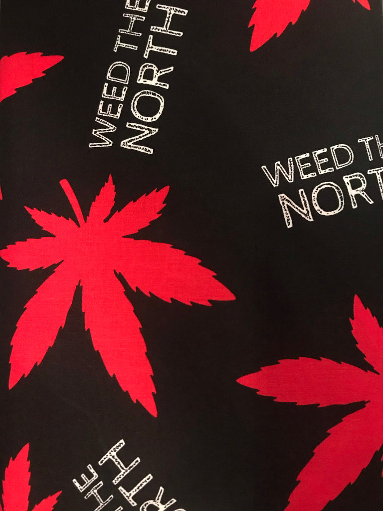 Cotton Pant - Weed the North