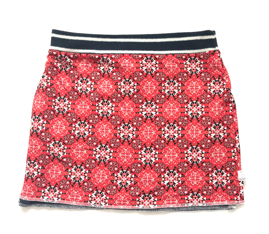 Bum Warmers-Red Design & Navy