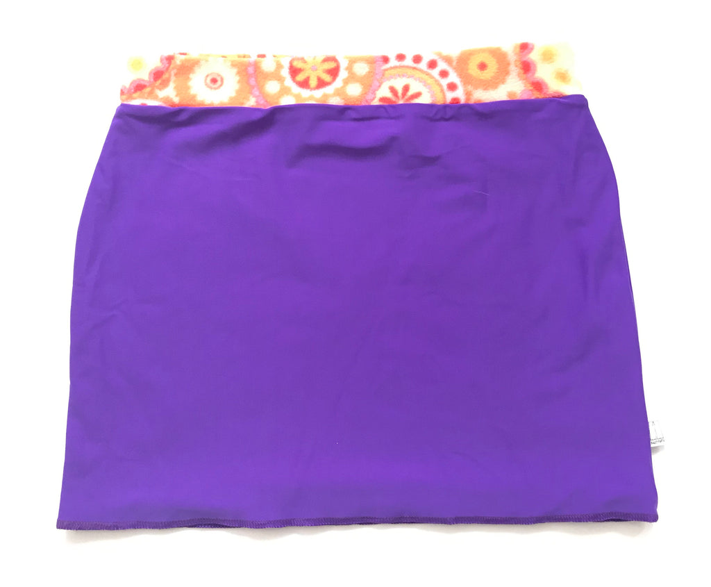 Bum Warmers-Purple & Orange Design