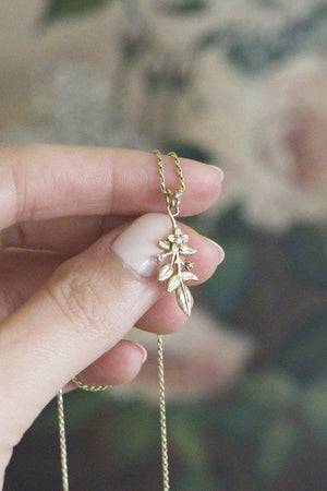 Florabell Necklace