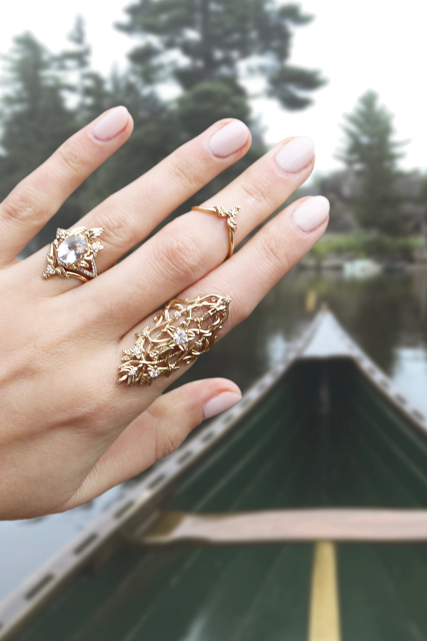 Hearth Jewelry | Unique Jewelry & Nature Inspired Engagement