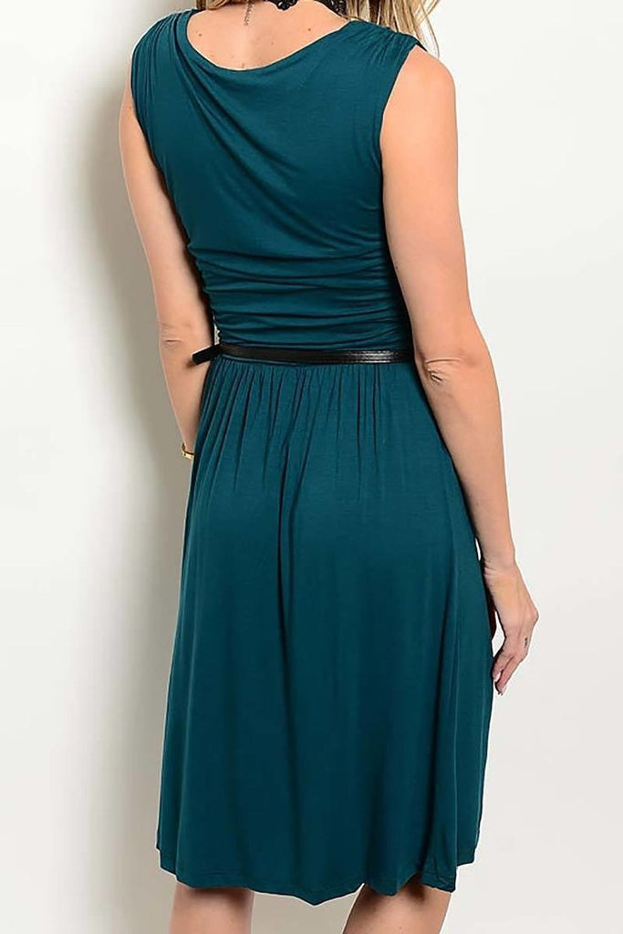 Dance Teal Dawn Dress