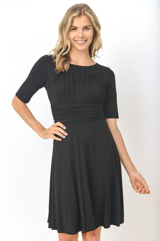 An Elegant Affair Dress in Black