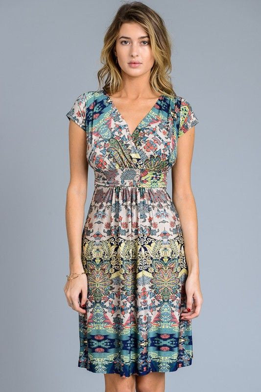 Exotic Locales Dress
