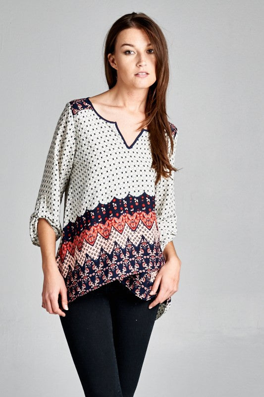 Eclectically Luminescent Top