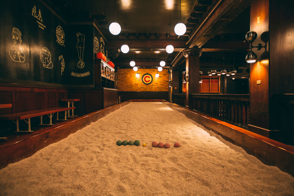 Chicago Bocce Ball Bars and Leagues — Bevver