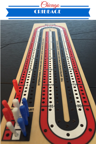 chicago cribbage board