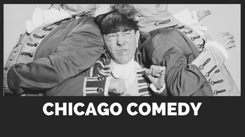 chicago comedy shows