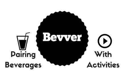 Bevver, pairing beverages with activities