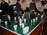 Beer pong and flip cup Keenan Oreillys Chicago