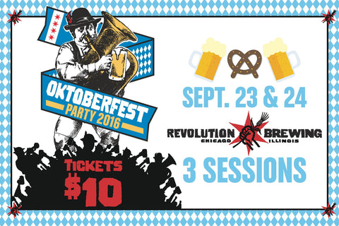 revolution oktoberfest chicago