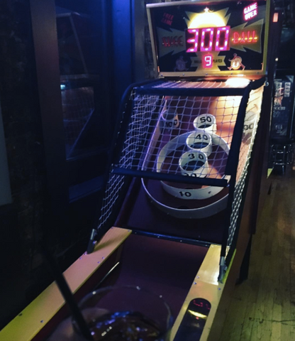 skeeball chicago bars