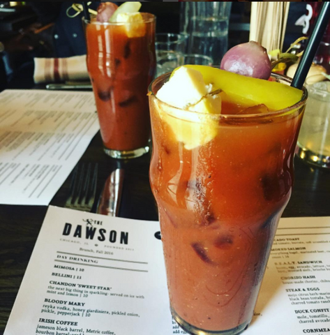 dawson chicago bloody mary