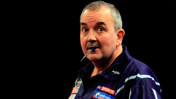 Phil the power Taylor, dart champion