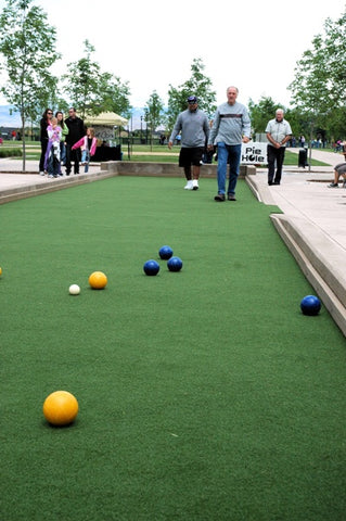 Meridian ID bocce