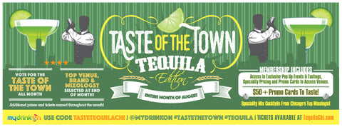 chicago tequila events august