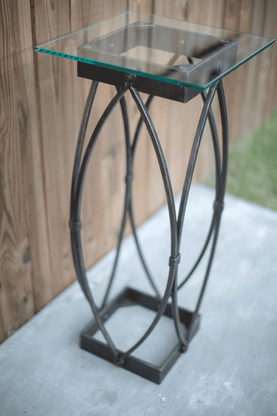 Gothic Industrial Table