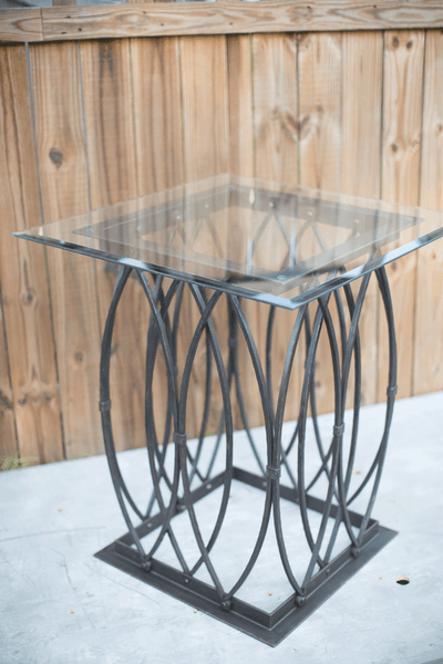 Gothic Pedestal Table