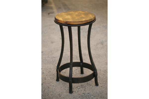 Hour Glass Stool