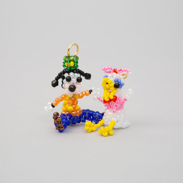 Mini Disney Beaded Charm