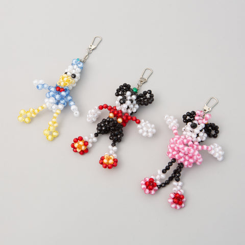 Oversized Beaded Disney Character Charm