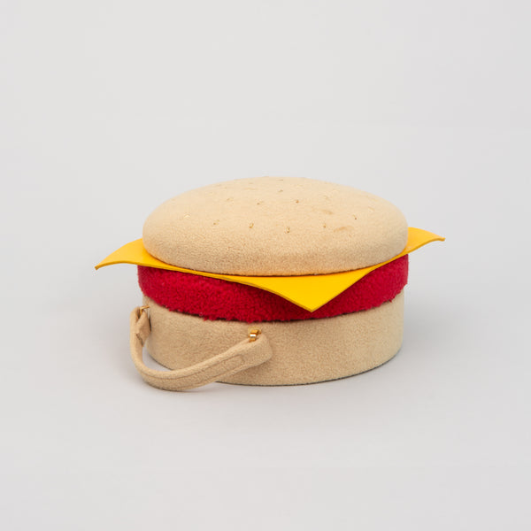 Hamburger Vintage Vanity Case