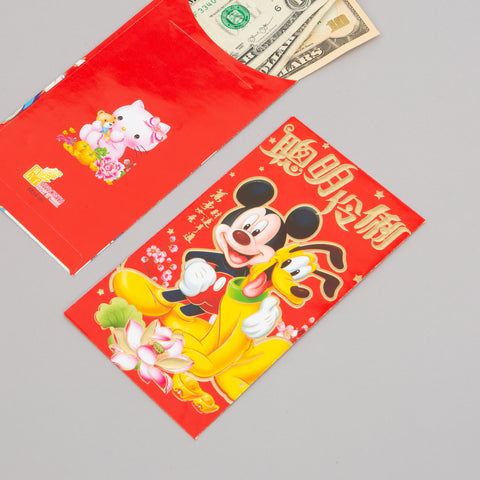 Mickey Gift Envelope
