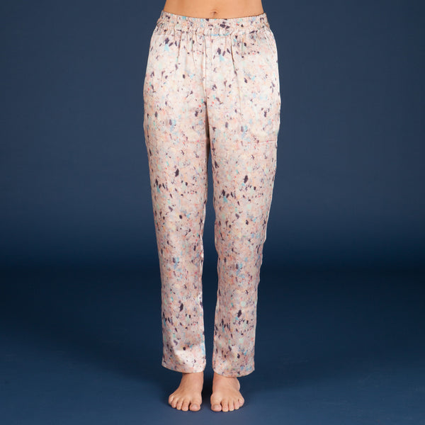 30% OFF - Faded Silk Pyjama Pant