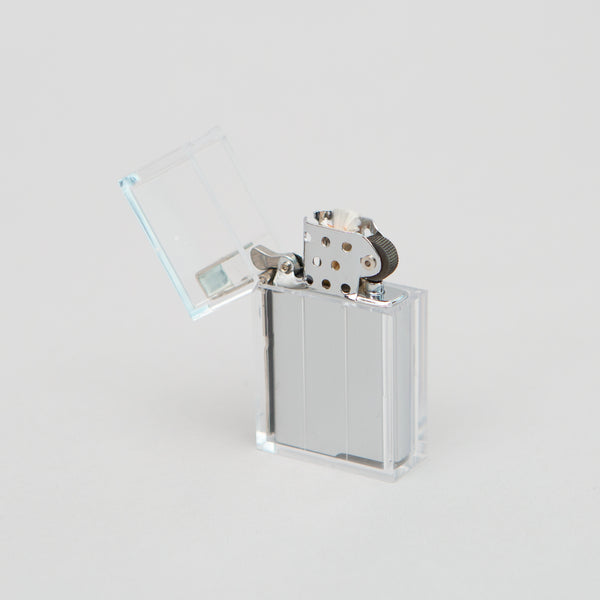 Tsubota Pearl Transparent Lighter Clear