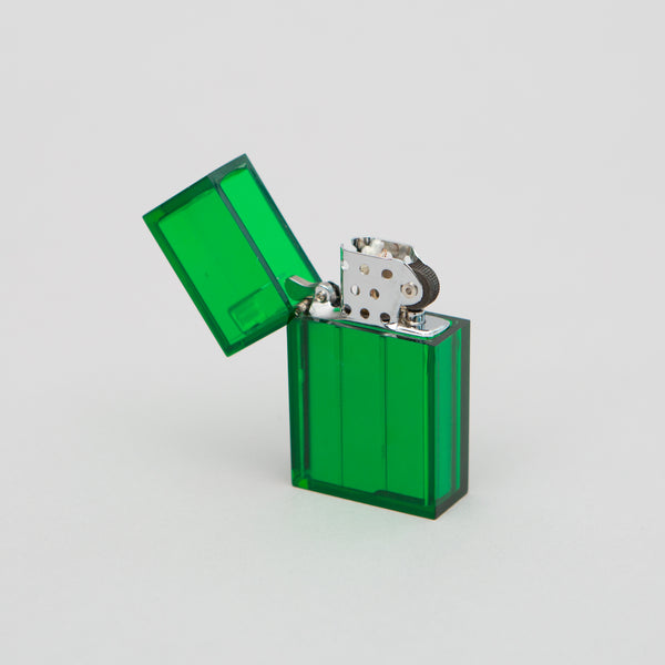 Tsubota Pearl Transparent Lighter Green