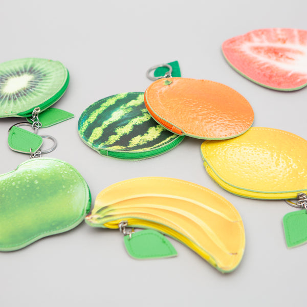 Fruit Coin Purses