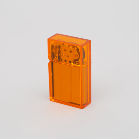 Tsubota Pearl Transparent Lighter Orange