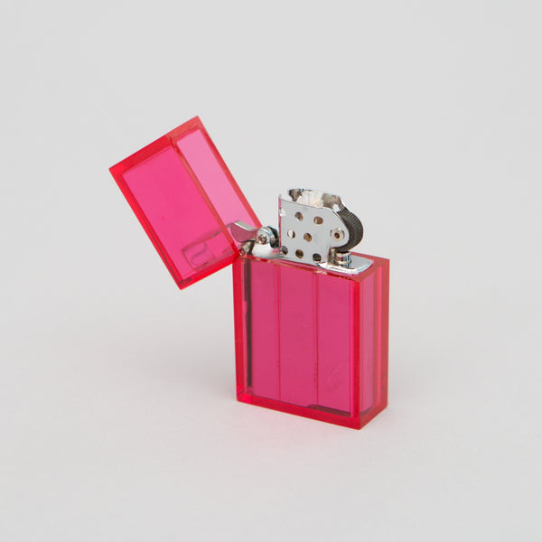Tsubota Pearl Transparent Lighter Pink