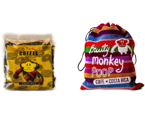 Fruity Monkey Poop Coffee