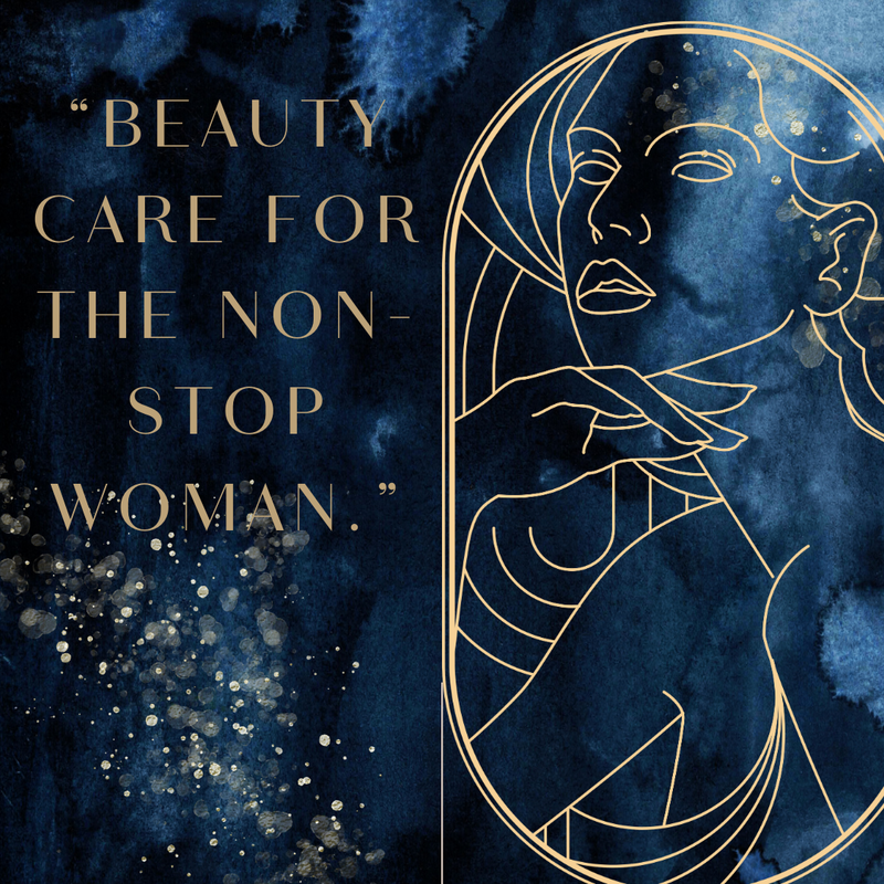 Beauty Care for the Non-Stop Woman