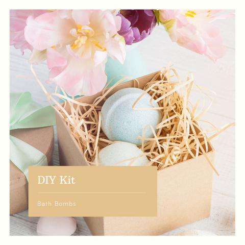 DIY KIT - Bath Bombs