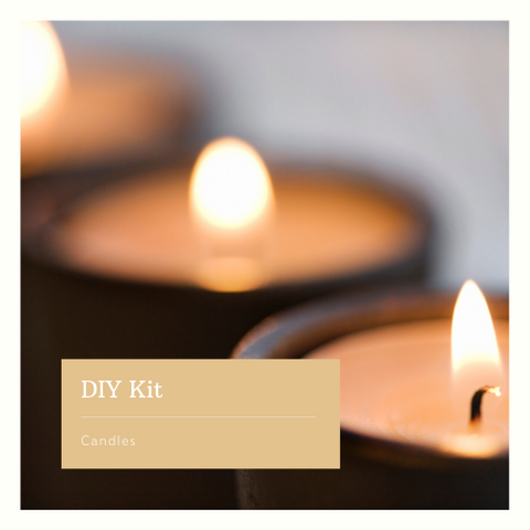 DIY KIT - Candles