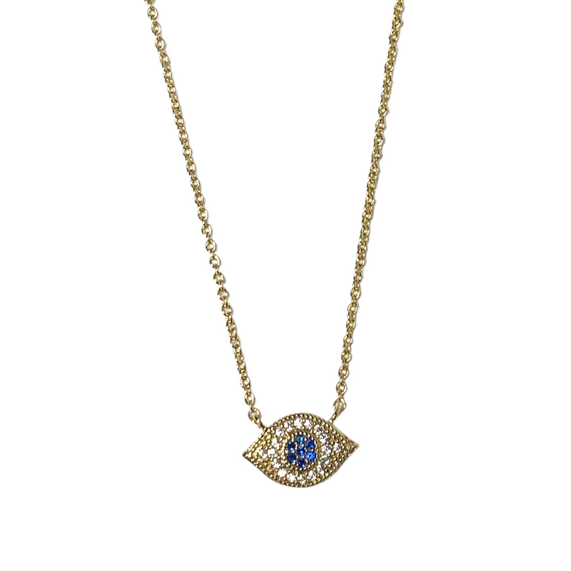 "The ""Evil Eye"" Necklace"