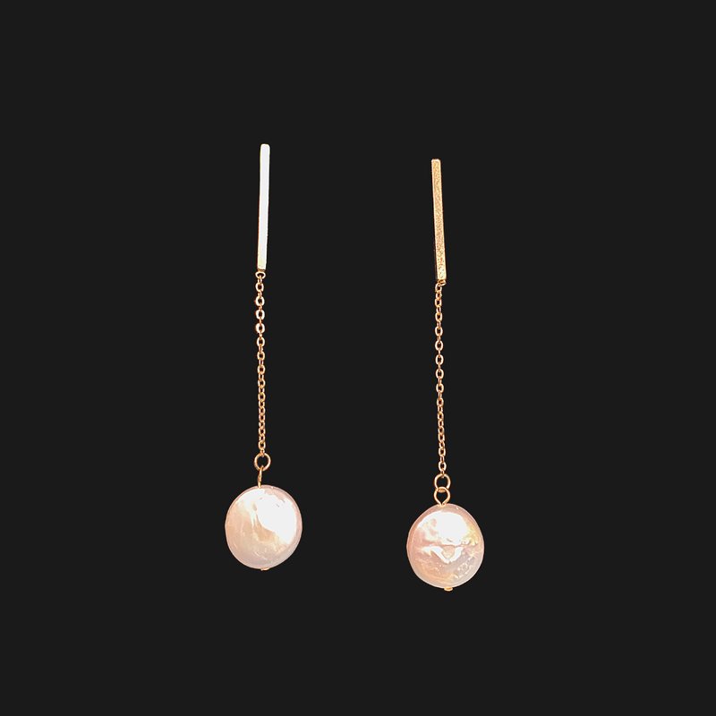 Pearl Drops Earrings