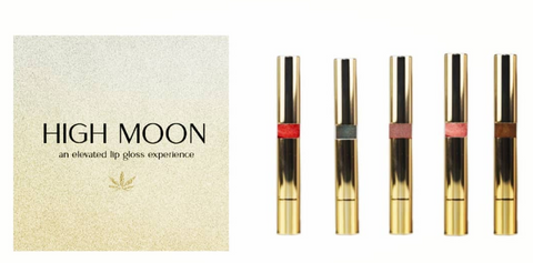 PreSale! - Lip Glaze with peptides, Hyaluronic Acid, and Hemp Infused