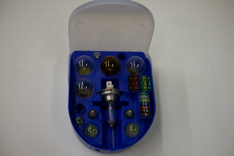 Emergency Spare bulb and fuse kit  (93199399) SAAB 9-3 2003-2011 With halogen headlamps - Saab Parts Depot