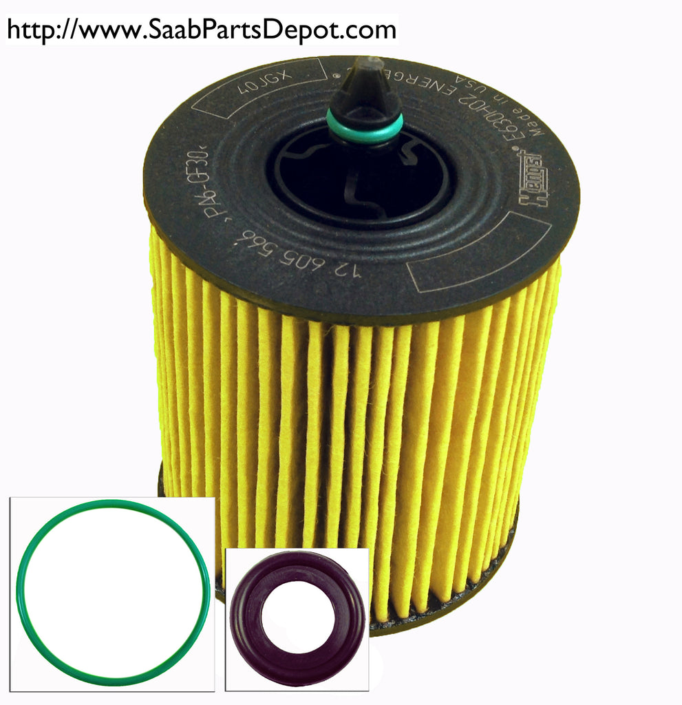 Oil Change Kit (PK93LOF) - 2003-11 9-3 - Saab Parts Depot