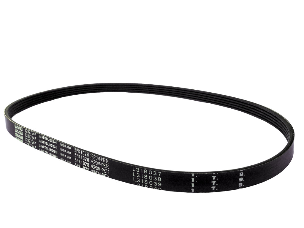 Saab  Serpentine Belt (12827647) - 2003-2011 9-3 - Saab Parts Depot