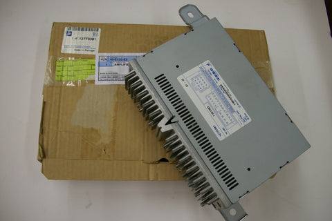 Amplifier (12773381) - 9-3 - Saab Parts Depot