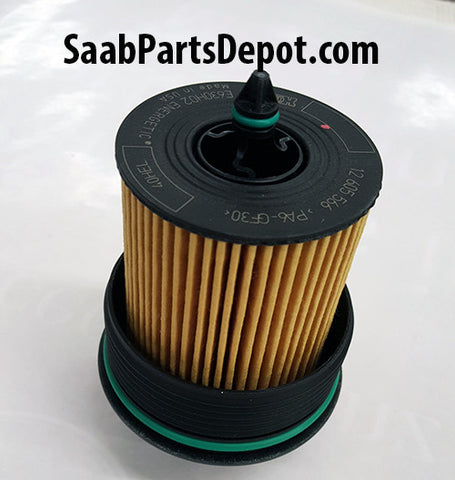 Genuine Saab Oil Filter Cover Kit (12605565) - Saab Parts Depot