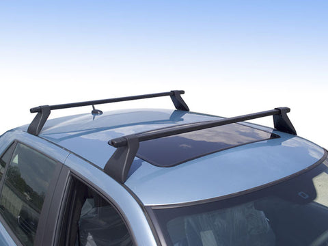 Thule Roof Bars (400105813) - 99-09 9-5 W/O Roof Rails - Saab Parts Depot  - 1