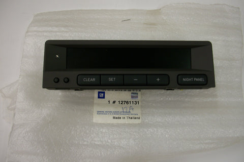 Saab Information Display (12761131) - 2004-2005 9-5 - Saab Parts Depot